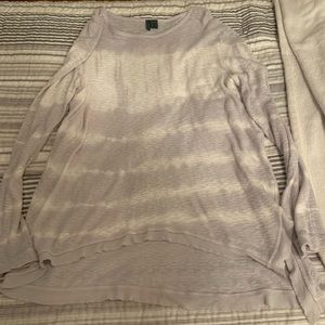 Anthropologie Left of Center Top/Tunic